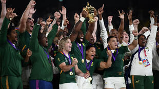South Africa conquered England to take the 2019 Rugby World Cup.