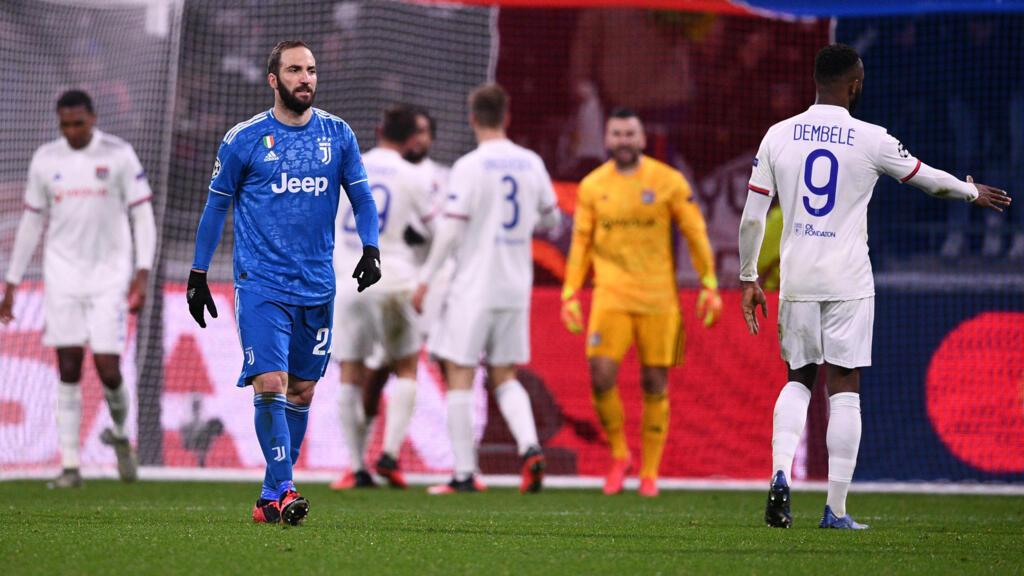 En direct : suivez le 8e de finale de la Ligue des champions entre Lyon et la Juventus