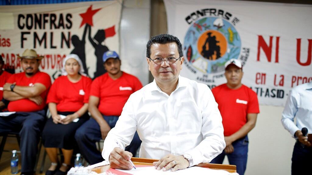 """Entre las promesas con las que Martínez ha buscado recuperar la simpatía popular se encuentran la implementación de un """"sistema de protección social universal"""" y la creación de un sistema público de pensiones."""