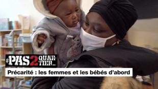 Précarité : les femmes et les bébés d'abord
