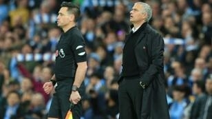 Manchester United manager Jose Mourinho believes his side are struggling just to qualify for next season's Champions League