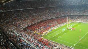 Près de 100 000 supporters venus de toute la France ont garni le Camp Nou.