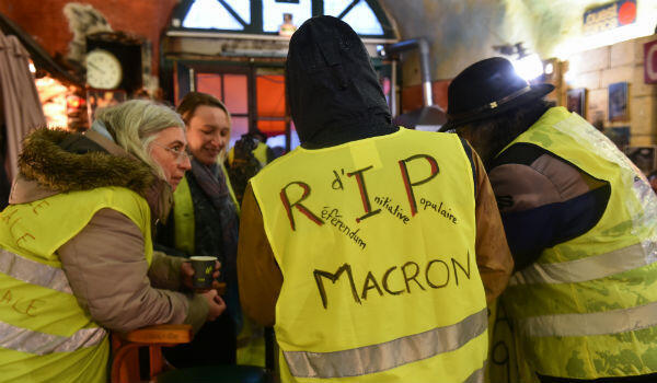 Calls for more participatory democracy have been as integral to the Yellow Vest movement as its detestation of the French president.