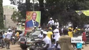 2020-10-13 21:45 En Guinée, les candidats dans la dernière ligne droite avant le scrutin présidentiel