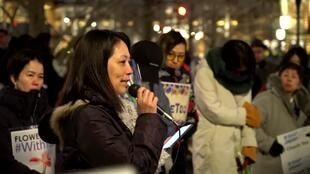 On the 11th of every month, women come together in dozens of Japanese cities to protest a series of acquittals last year involving men accused of sex crimes.