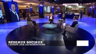 FR DEBAT RESEAUX SOCIAUX PAD