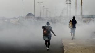 Les pays pauvres ou émergents, comme le Nigeria, sont ceux qui paient le tribut sanitaire le plus lourd à la pollution.