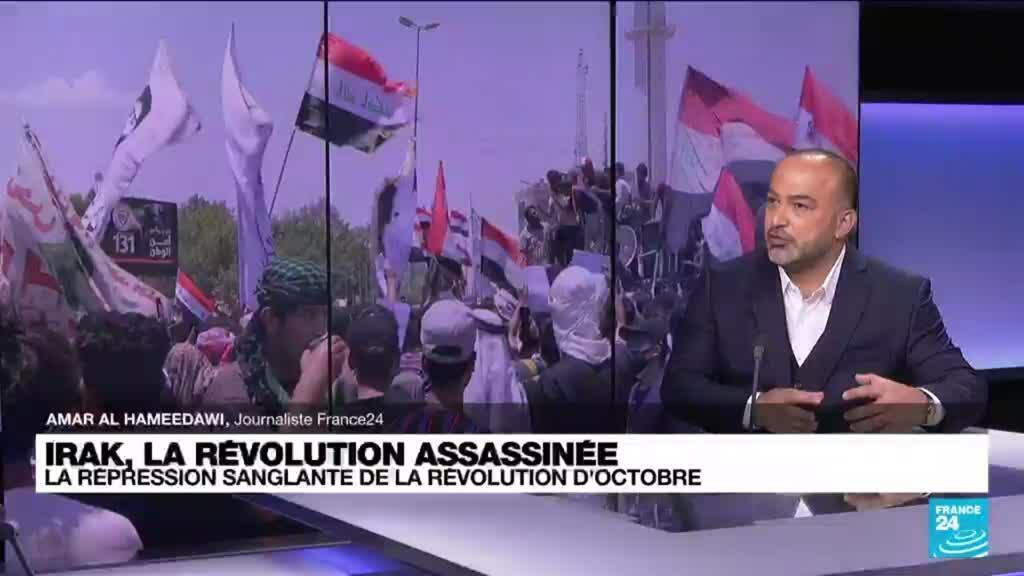2021-10-07 16:08 Irak : où en est la contestation deux ans après la révolution d'octobre ?