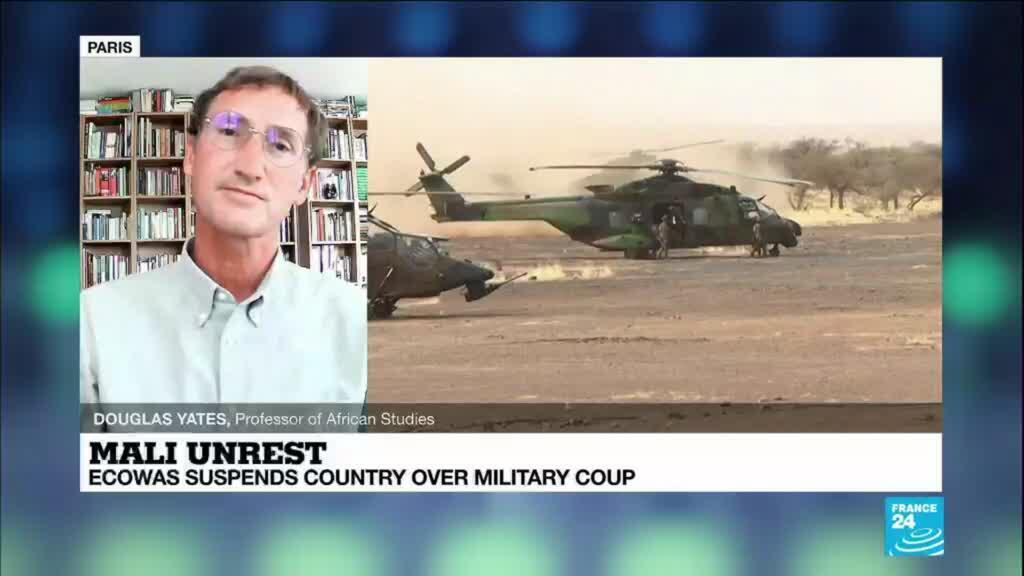 "2021-05-31 15:07 Macron threatens to withdrawal troops from Mali: ""a Cornelian dilemma"""