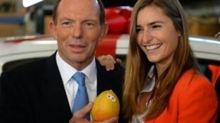 Tony Abbott, le vraisemblable prochain Premier ministre australien.