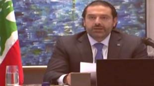 Saad Hariri, Premier ministre du Liban, milliardaire et proriétaire de Saudi Oger.