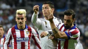 L'Atletico et le Real Madrid sont qualifiés pour la finale de la Ligue des champions, le 28 mai prochain.