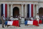 """Emmanuel Macron : """"Ils sont morts pour la France, pour la protection des peuples du Sahel"""""""