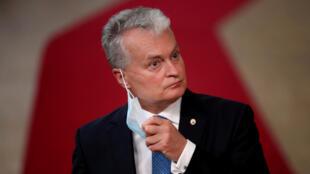 presidente lituania