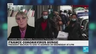 2020-10-27 21:03 France coronavirus surge : how is the population coping with the restrictive measures ?