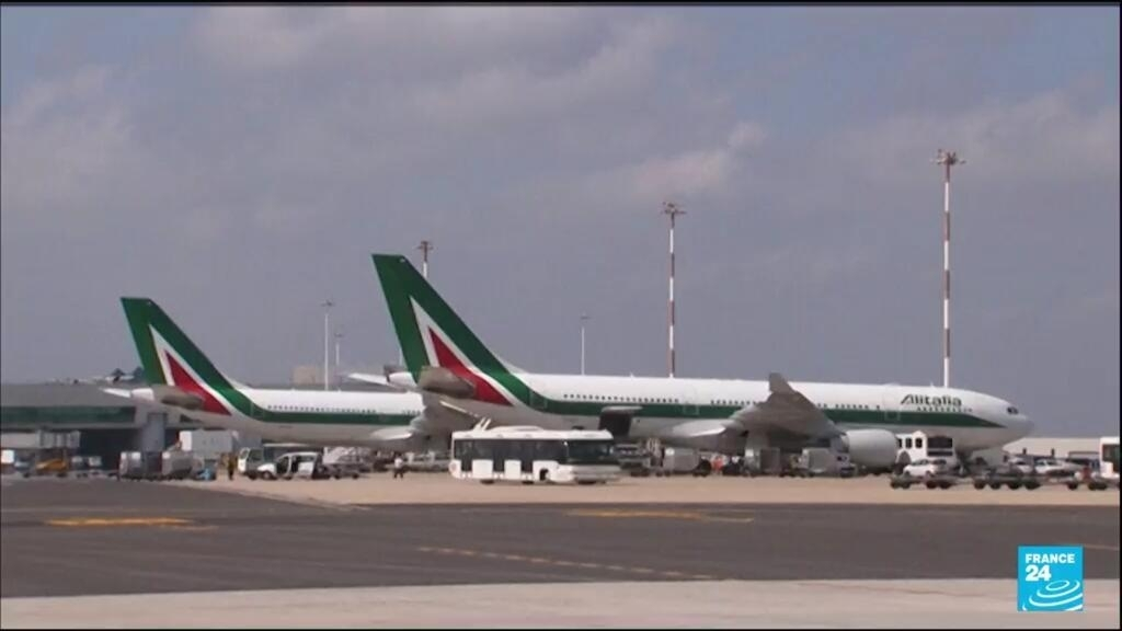 Arrivederci, Alitalia: Troubled Italian airline shuts down after 75 years