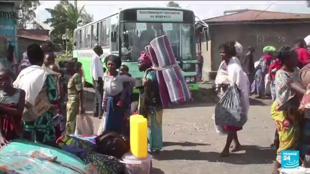 2021-06-09 10:12 Éruption du Nyiragongo : le retour difficile des déplacés à Goma