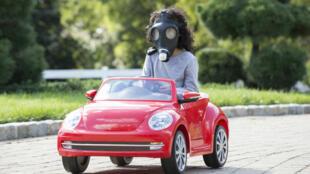 Des particules fines présentes dans l'air pollué ont été trouvées dans le cerveau humain
