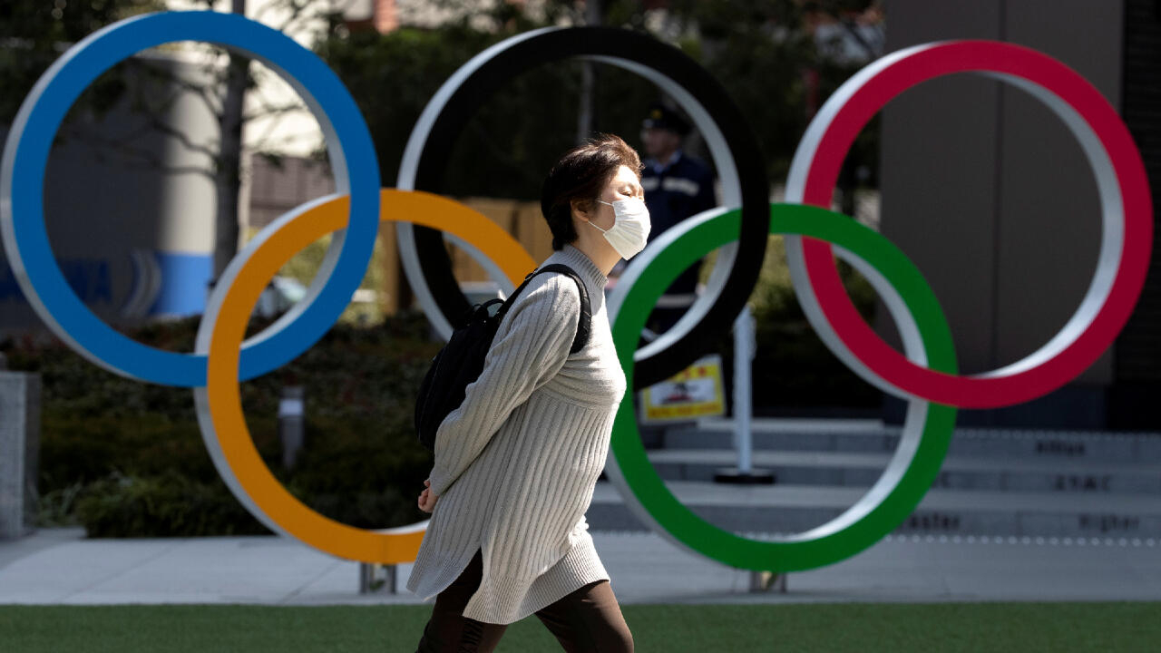 Covid-19: Japanese city cancels torch relay 100 days before Olympics
