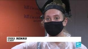 2021-03-04 08:24 'Rage rooms' relieve pandemic stress in California
