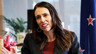 New Zealand's Prime Minister Jacinda Ardern speaks during an interview with Reuters in Wellington, New Zealand on December 11, 2019.
