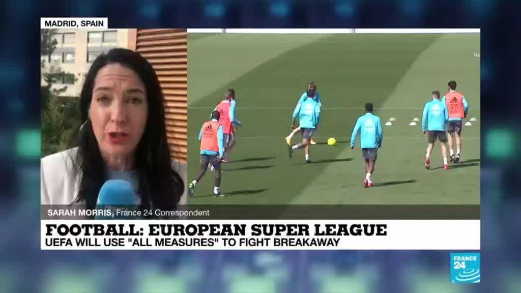 2021-04-19 09:01 European heavyweights face criticism over 'cynical' Super League