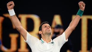 Djokovic Ausralie