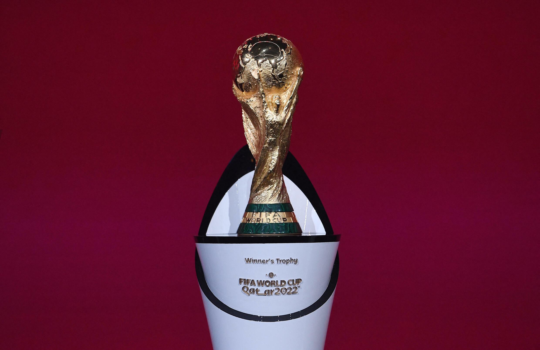 Coupe du monde trophée
