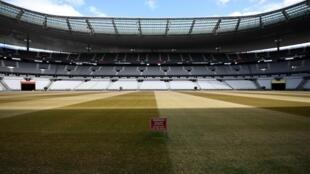 Le stade de France, à Saint-Denis en banlieue parisienne, va rouvrir au public à partir du 11 juillet 2020.