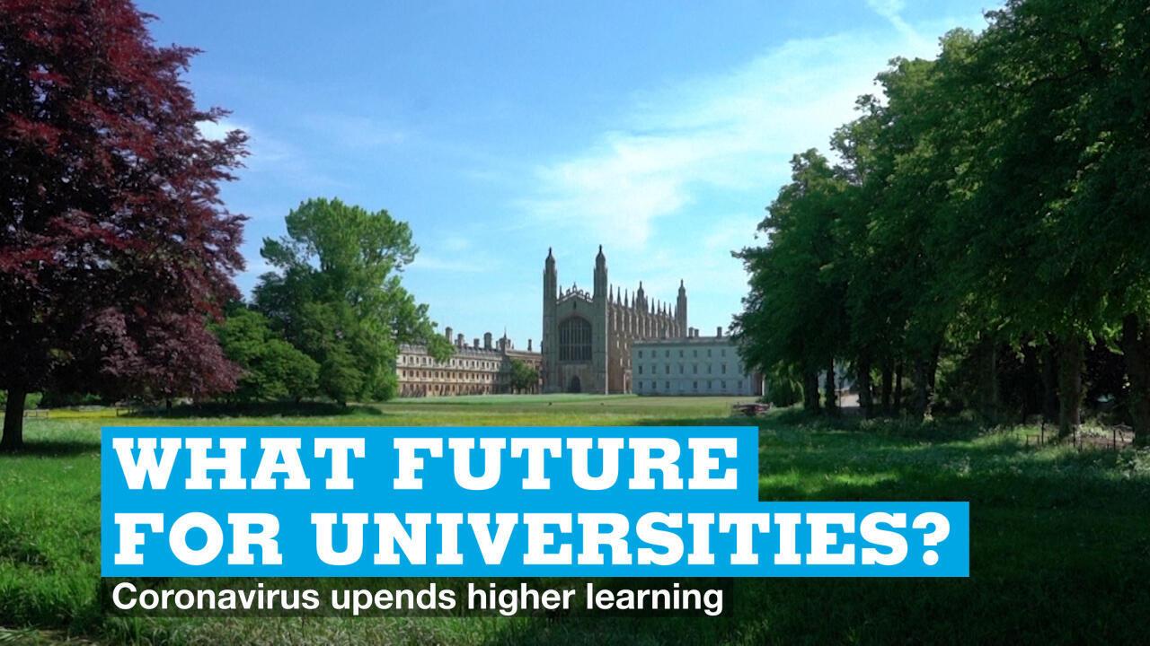 THE DEBATE Future of universities