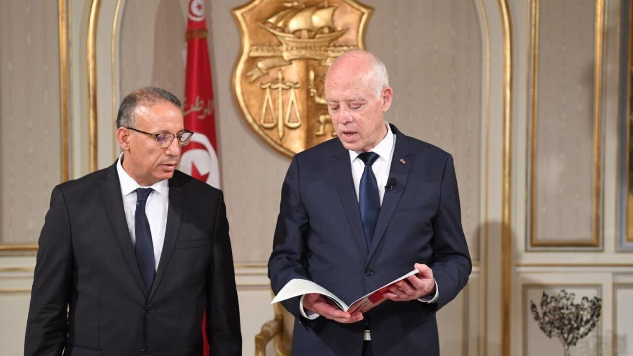 Eye on Africa - Tunisian president pledges to protect freedoms