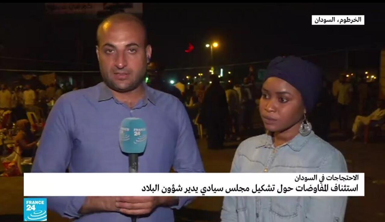 الخلاف قائم حول رئاسة المجلس السيادي ونسب مشاركة المدنيين والعسكريين فيه.
