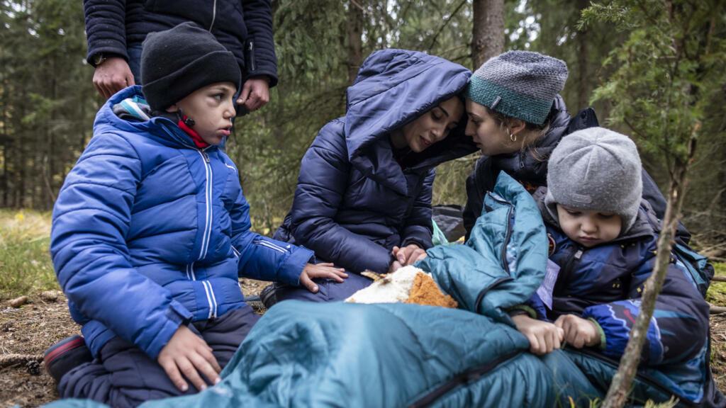 محنة المهاجرين تثير تضامنا في بولندا