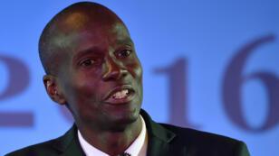 Novice en politique, Jovenel Moïse remporterait l'élection présidentielle haïtienne avec 55,67% des suffrages.