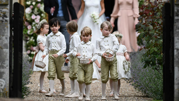 Experienced page boy Prince George