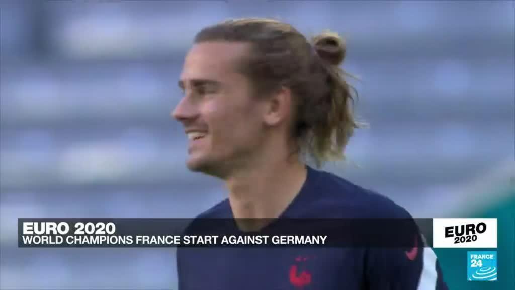 2021-06-15 20:19 Euro 2020: France at full strength for Euro 2020 opener against Germany