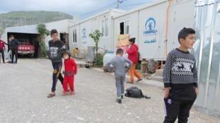 En agosto de 2014, Dáesh asaltó Kocho, un pueblo al norte de Irak, habitado por la minoría preislámica yazidí...