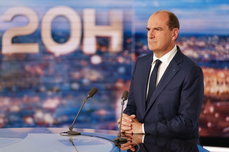 Jean Castex 20h TF1 20/10/2021