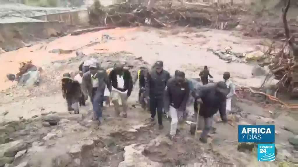 Kenia y Tanzania afectadas por las precipiraciones