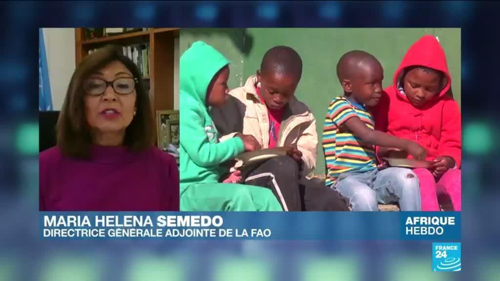 2020-05-16 14:17 La pandémie de coronavirus menace-t-elle la sécurité alimentaire en Afrique ?