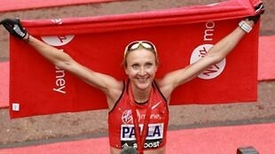 Paula Radcliffe retired in April 2015