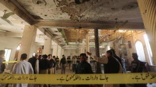 explosion madrasa pakistan