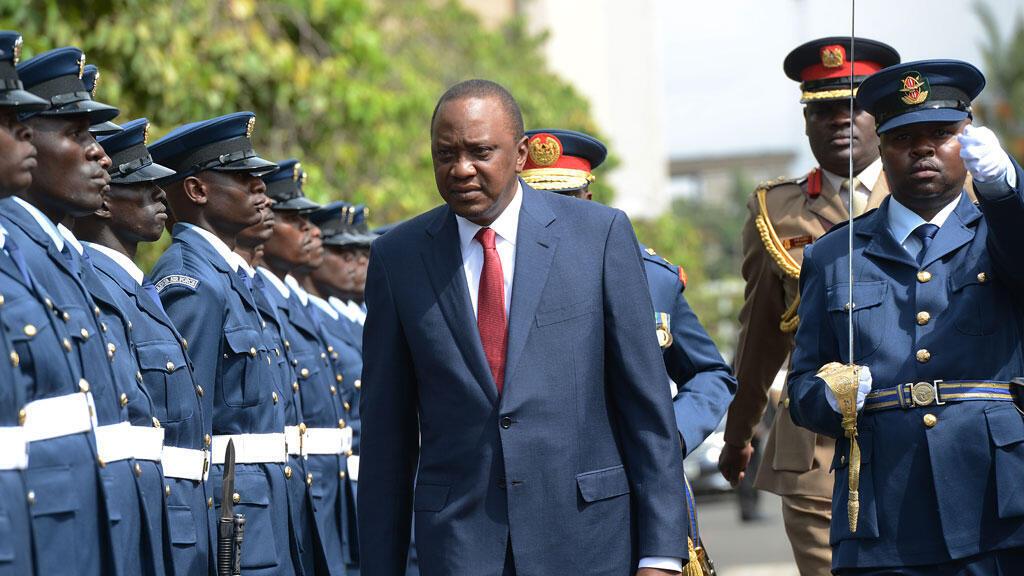 Le président kényan, Uhuru Kenyatta, a décrété trois jours de deuil samedi 4 avril après l'attaque de Garissa.
