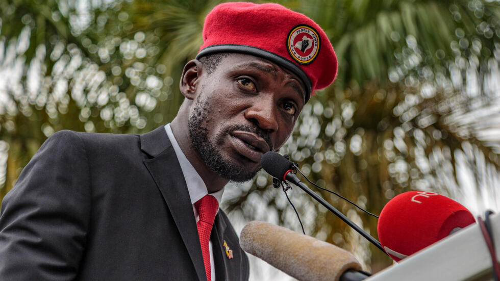 Image result for bobi wine