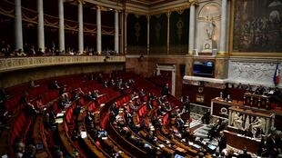 La réforme des retraites est actuellement examinée à l'Assemblée nationale. (illustration)