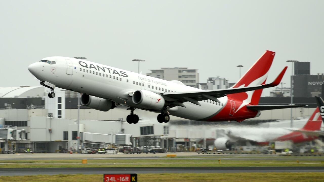 Australie: congés sans solde pour 2.500 employés de la compagnie Qantas - France 24