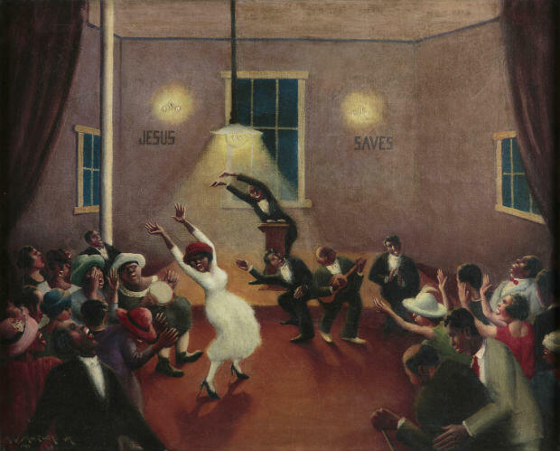 By  Archibald J. Motley Jr.