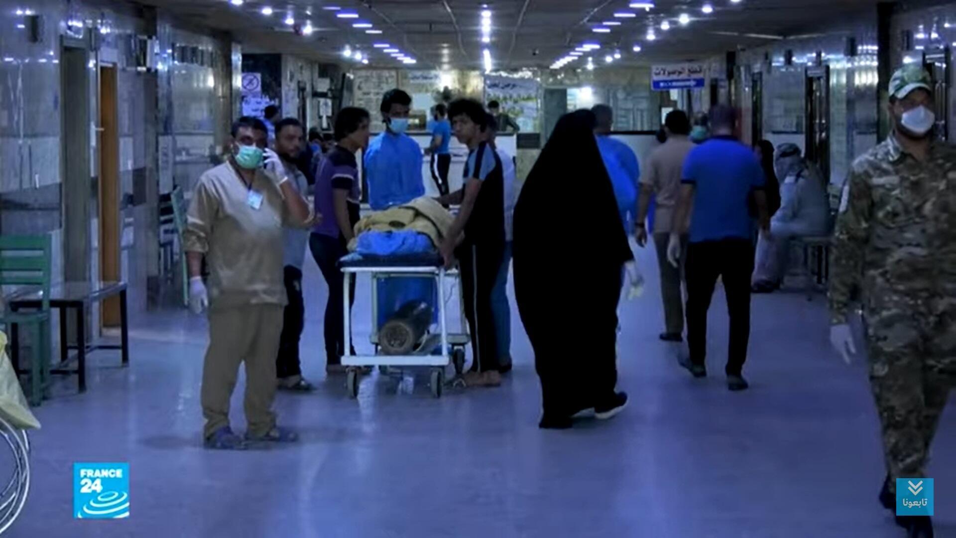 مستشفى في كربلاء العراقية