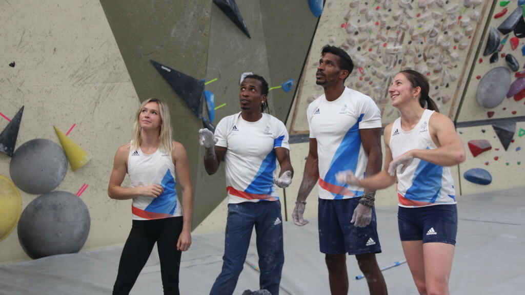 For its Olympic debut, rock climbing tests a controversial new contest format