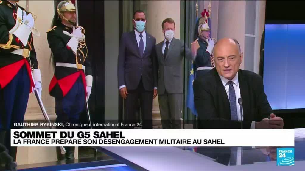 2021-07-09 15:01 G5 Sahel : l'avenir troublé du contre-terrorisme au menu du sommet